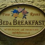 Five Roses Bed & Breakfast Foto