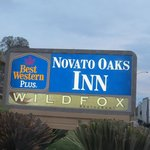 Welcome to Novato Oaks Inn