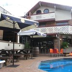 Aquarius Backpackers Motel resmi