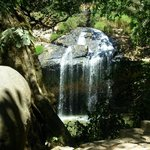 Small waterfall, one of many in Dalat