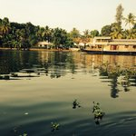 Backwaters minus the token houseboat stay!