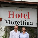 Photo de Hotel Garni Morettina