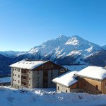 Residence CGH les Cimes Blanches - La Rosiere 1850 Foto