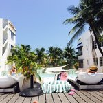 ภาพถ่ายของ Esplendor Hotel Breakwater South Beach