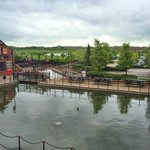 Foto de Premier Inn Milton Keynes Central South West - Furzton Lake