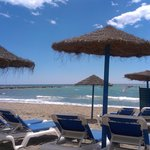 Beach Marbella 22 april 2014