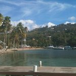 Foto di Marigot Beach Club and Dive Resort