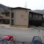 Tygart Lake Lodge Front