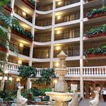 Main Hotel Atrium Area