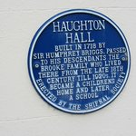 Foto de Haughton Hall