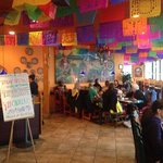 Their new and beautiful handmade Decor, furniture and food makes it Mexico