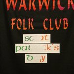 warwick folk club