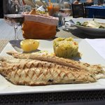 Grilled Sole in the Le Cap