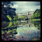 Powerscourt gardens