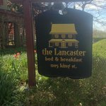 Foto de The Lancaster Bed and Breakfast