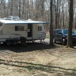 Foto van Whispering Pines Camping Estates