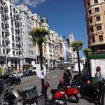 Madrid, Gran Via