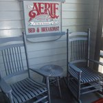 Φωτογραφία: The Aerie Bed and Breakfast