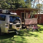 Photo de Queen Mary Falls Caravan Park & Cabins