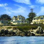 Seven Gables Inn Overlooking Monterey Bay