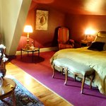 Our beautiful bedroom 'Castelnaud'