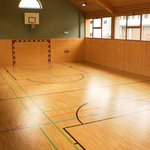 Recreational facilities - sports hall