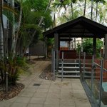 Foto van Paradise On The Beach Resort Palm Cove