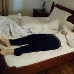 Short bed for 184cm