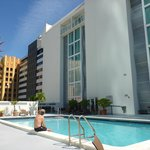 Bilde fra Courtyard by Marriott Miami Downtown