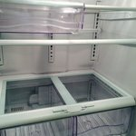 Clean and new Refrigerator