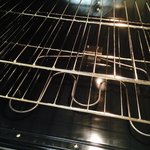 Very clean and new oven/electric stove