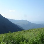 """some of the beautiful moutain ranges with conservation forests in """"Dumbara""""  the """"world heritage"""