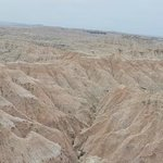 Panoramic Badlands