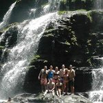 Cascadas Farallas Waterfall Villas照片