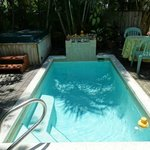 Dipping pool - charming
