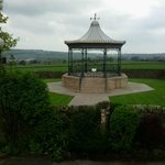 Pavilion, perfect for Weddings or/and music in the Summer.
