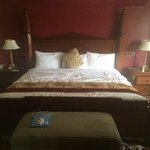 Foto van Racket Hall Country House Hotel