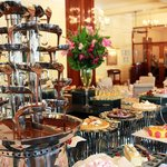 Weekend Afternoon Tea indulgent dessert buffet