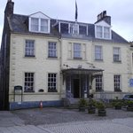 Tontine Hotel Peebles Scottish Borders照片