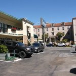Foto de San Francisco at The Presidio Travelodge