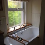 Big bath in double room