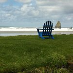 Sea Sprite at Haystack Rock Foto