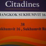 Photo de Citadines Sukhumvit 16 Bangkok