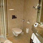 Recently remodeled bath in excellent condition