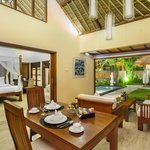 Balibaliku Beach Front Luxury Private Pool Villa Jimbaran