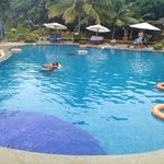 Photo de Poovar Island Resort