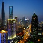 Φωτογραφία: Union Square Shanghai Marriott Executive Apartments