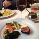 Chateaubriand in der  Linde