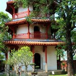 Tainan: Confucius Temple Pavilion for Literature God  臺南: 文昌閣