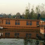 View of Fantasia Houseboat